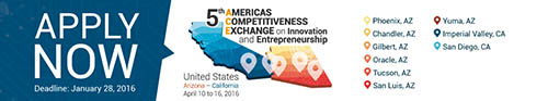 Third Americas Competitiveness Exchange on Innovation and Entrepreneurship