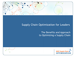 Supply Chain Optimization for Leaders