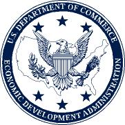 Official Seal of the U.S. Economic Development Administration.