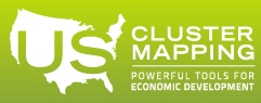 U.S. Cluster Mapping Project Logo