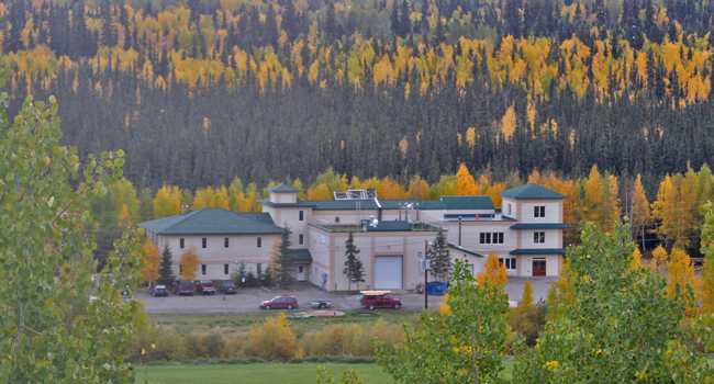 Cold Climate  Housing Research Center in Fairbanks, Alaska