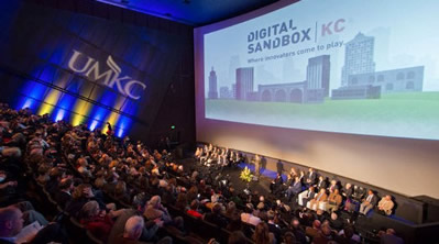 Kansas City-based incubator Digital Sandbox.