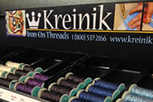 Kreinik Manufacturing Company, Parkersburg, West Virginia