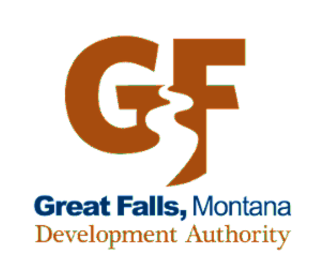 Great Falls, Montana Development Authority logo