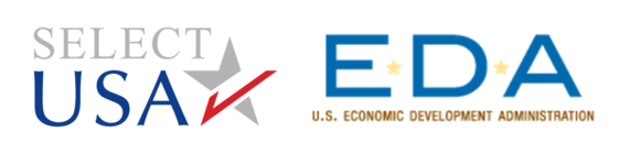 Select USA and EDA Logos