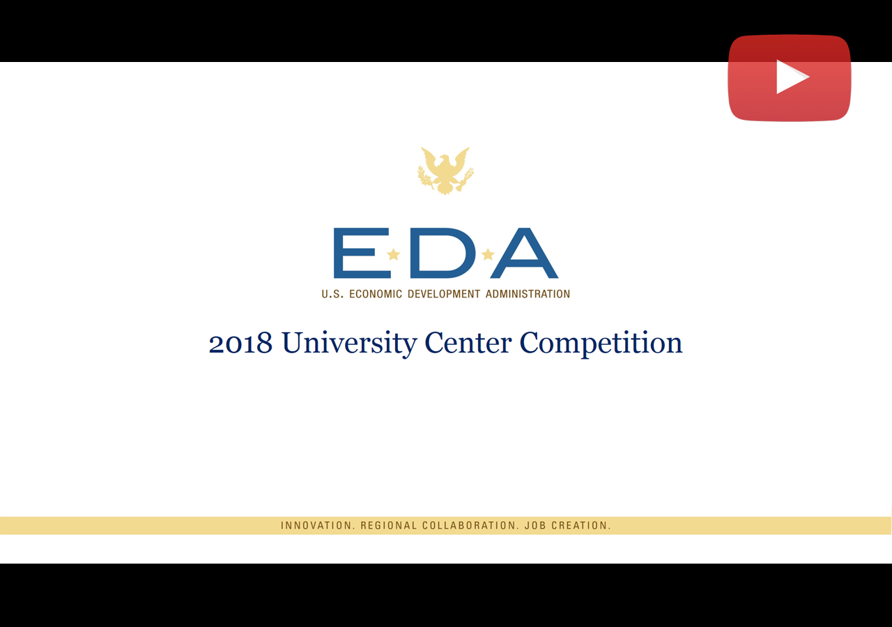 2018 University Center Competition Austin and Denver Regional Offices Webinar