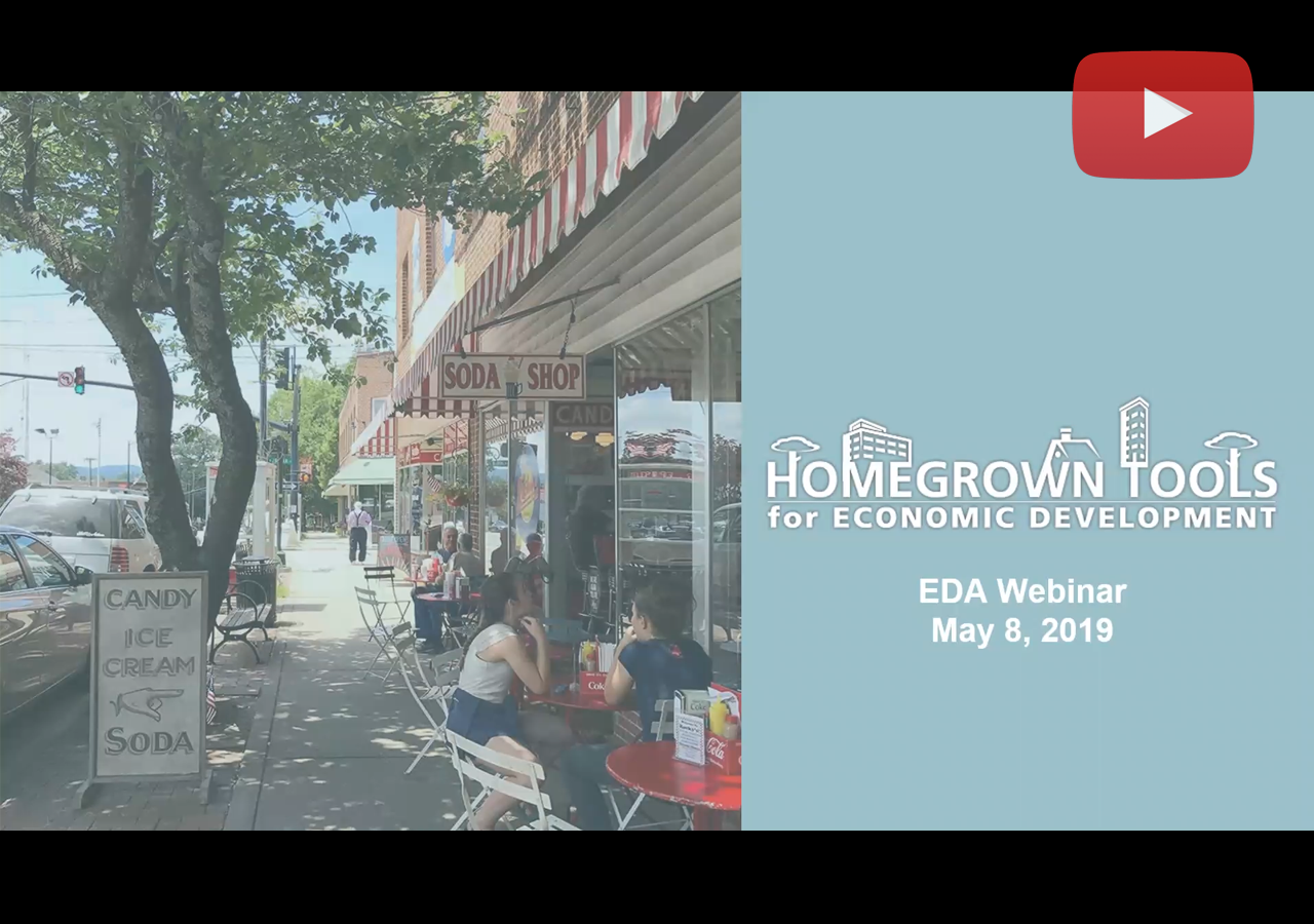 Homegrown Tools Demonstration Webinar