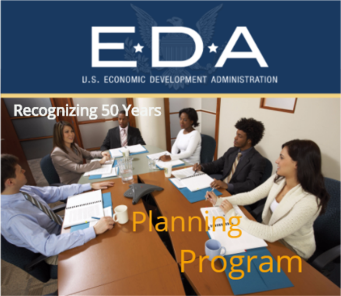 Recognizing 50 Years of EDA's Planning Program