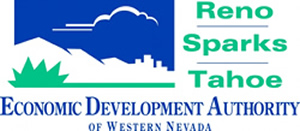 Economic Development Authority of Western Nevada logo