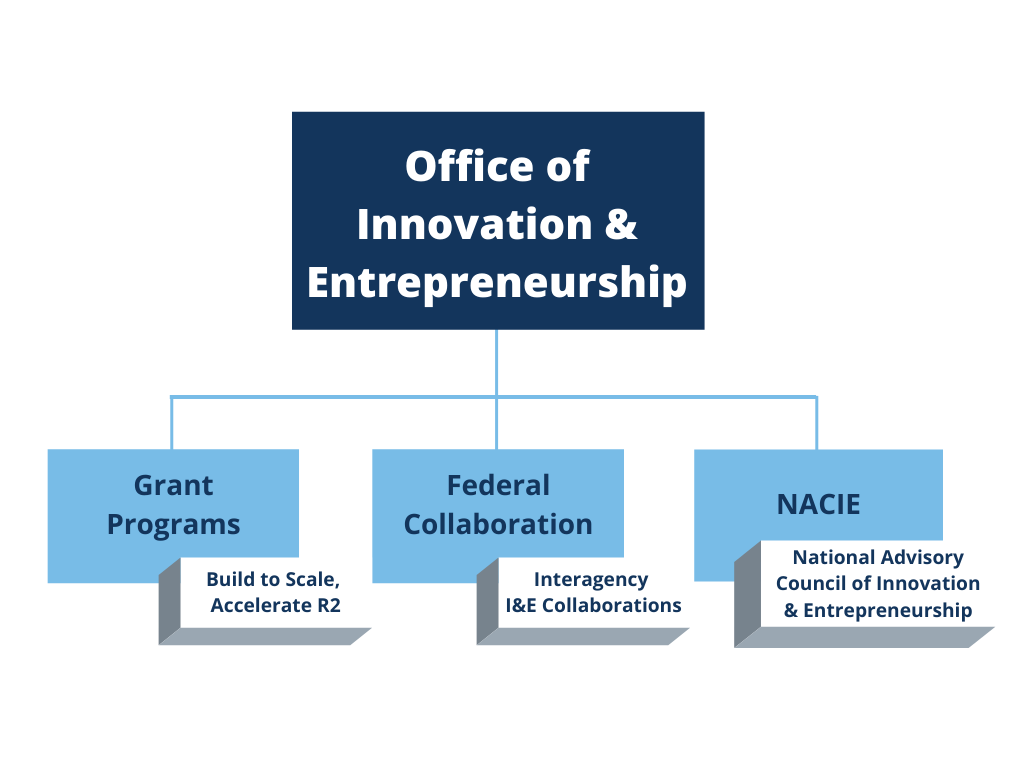 OIE Initiatives and Goals: Grant Programs, Collaboration, NACIE