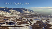 New Industrial Park in Ogden, Utah