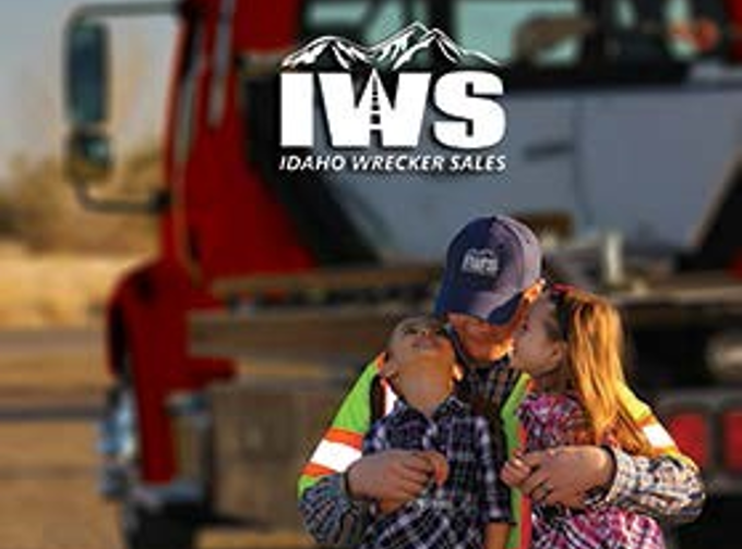 Idaho Wrecker Sales logo