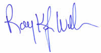 Signature of Jay Williams, Assistant Secretary of Commerce for Economic Development